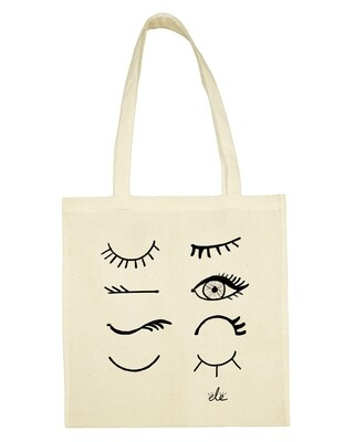 TOTE BAG - COLOR NATURAL