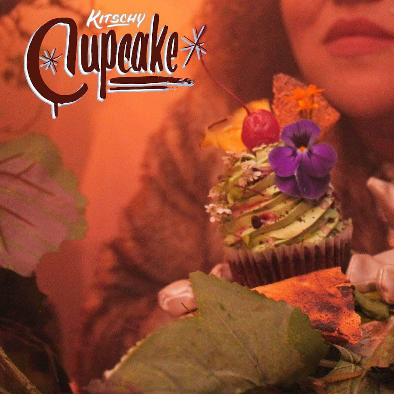 "Kitschy ""Cupcake"" LP - Translucent White Vinyl 00002"