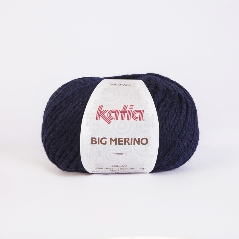 BIG MERINO KLEUR 5