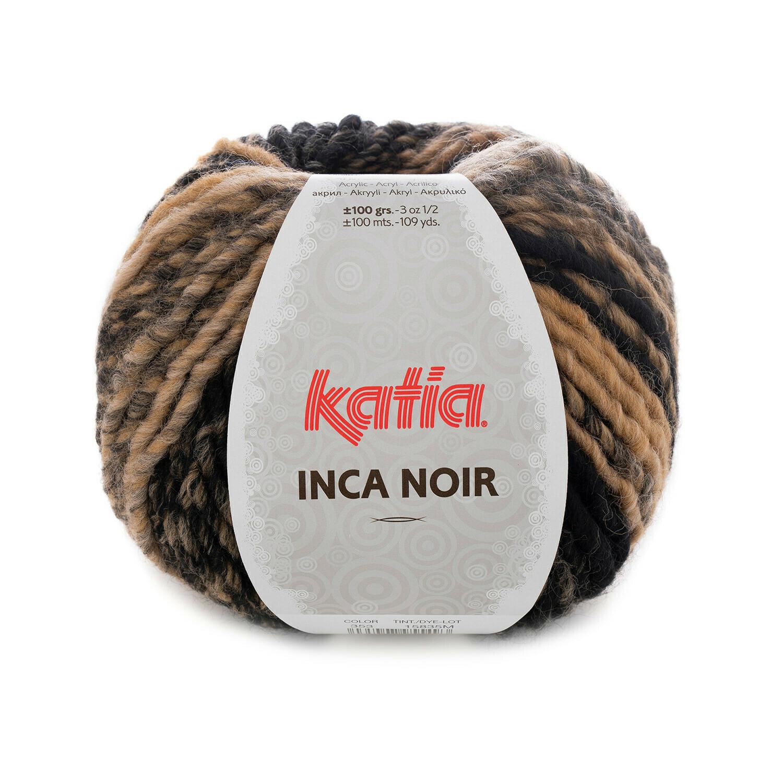 INCA NOIR KLEUR 353