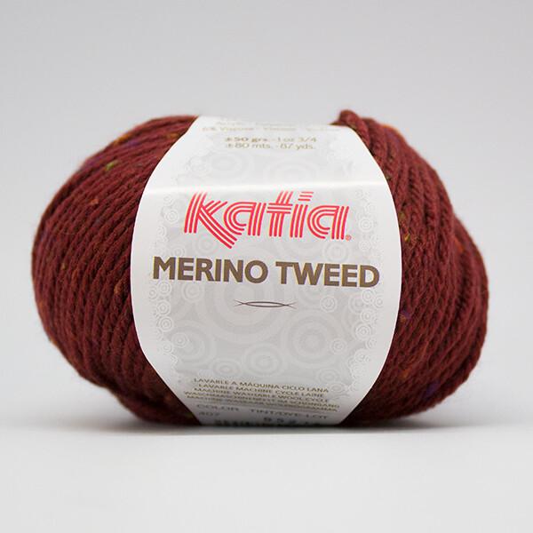 MERINO TWEED KLEUR 407