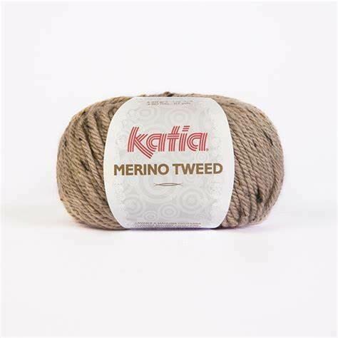 MERINO TWEED KLEUR 301