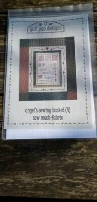 Patroon Angel's sewing