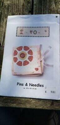Patroon Pins & needles
