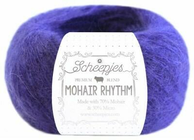 Mohair rythym kleur 680