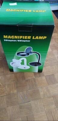 DAGLICHT LAMPJE