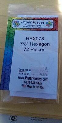 HEXAGON 7/8