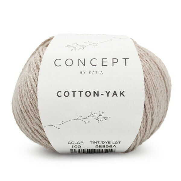Cotton-yak kleur 100=soldenprijsje!!!