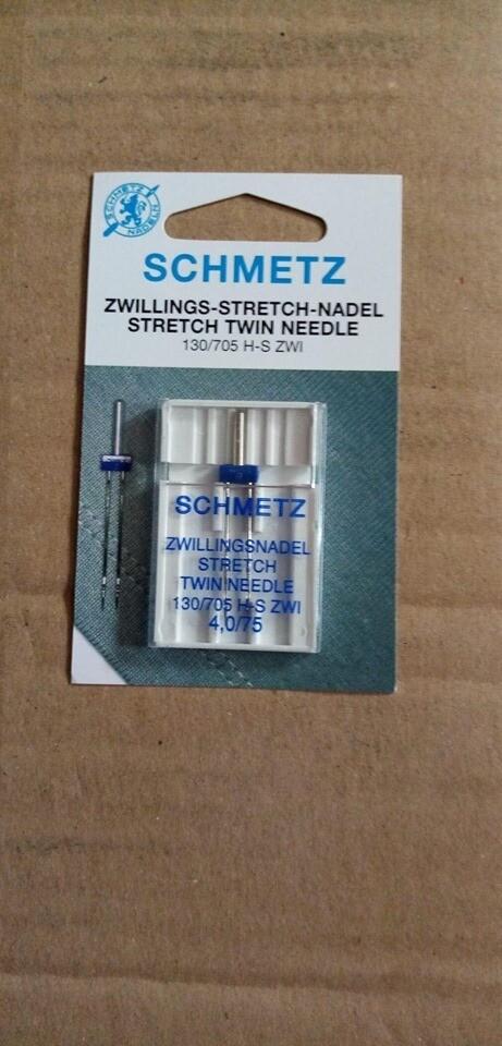 schmetz 4/75 tweelingnaald