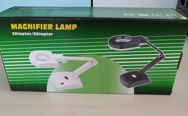 DAGLICHT LAMP