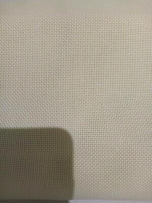 ECRU JOBELAN 8 DRAADS 1.8M BREED - PER 25CM