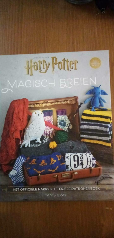 HARRY POTTER MAGISCHE BREIEN