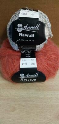 Breimodel oktober 2020 : Deluxe oranje & Hawaii grijs (op bestelling)