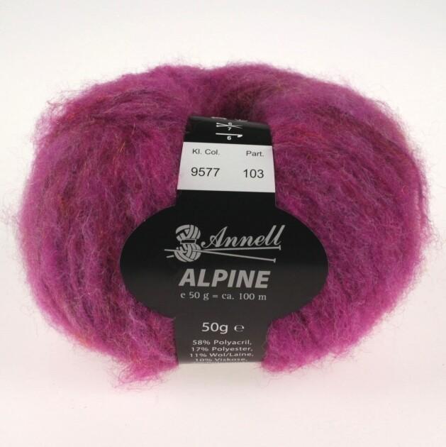 ALPINE KLEUR 9577