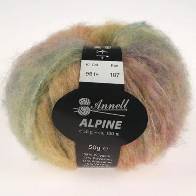 ALPINE KLEUR 9514