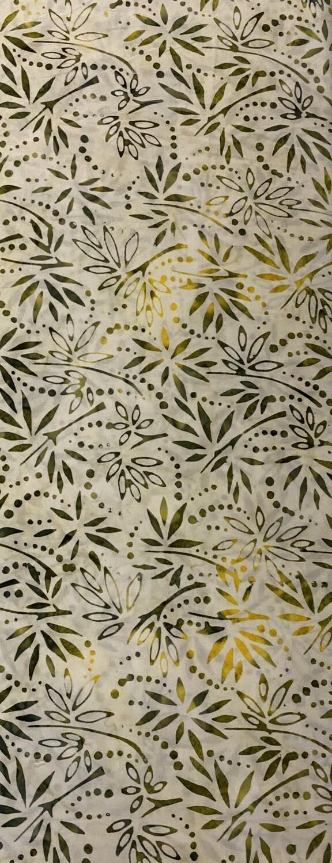 Batik Stof 1