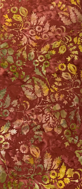 Batik Stof 6