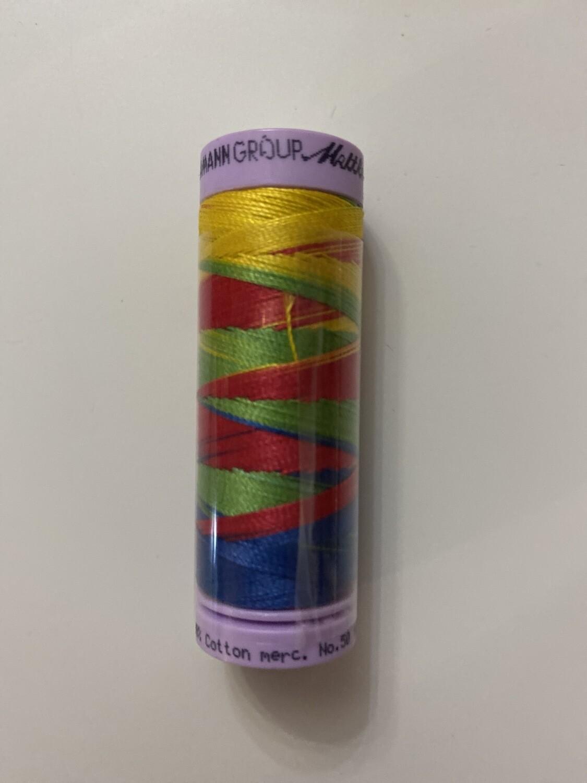 Decoratief Naaien Geel/rood/groen/blauw