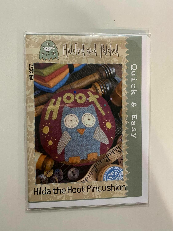HILDA THE HOOT PIN