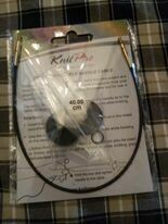 knitpro kabel voor rondbreinaald 100cm10523