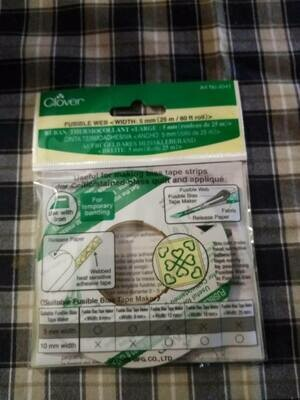 clover 4041 fusible web 5mm