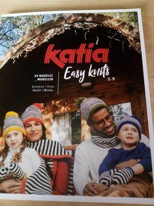 Katia Easy Knits nr 9