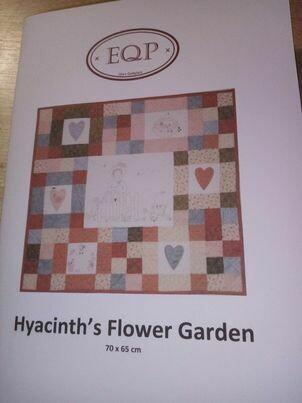 EQPpatroon Hyacinth's Flower Garden