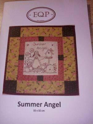 EQP patroon Summer Angel
