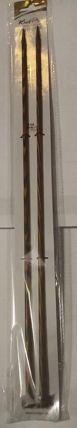 knitpro houten breinaald dikte 5