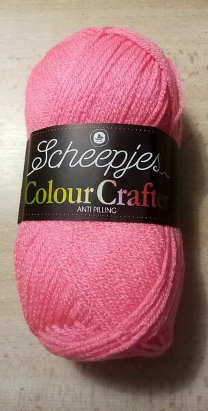 scheepjes colour crafter 2013