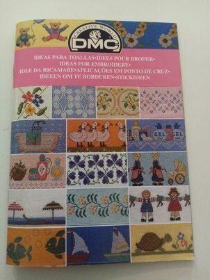 dmc kruissteekboekje