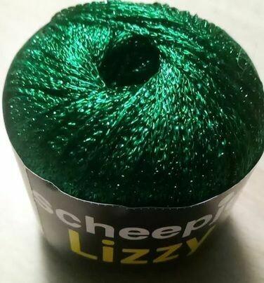 scheepjes lizzy=groen