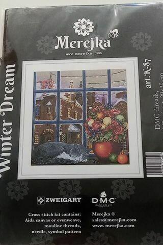 WINTER DREAM MEREJKA