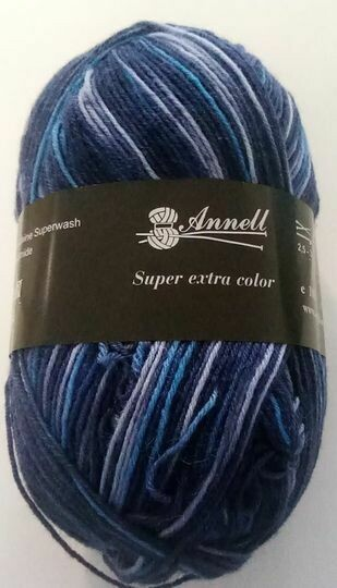 super extra color Annell