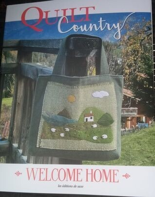 Quilt Country nr 67 welcome home