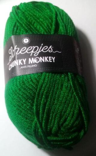 chunky monkey scheepjes