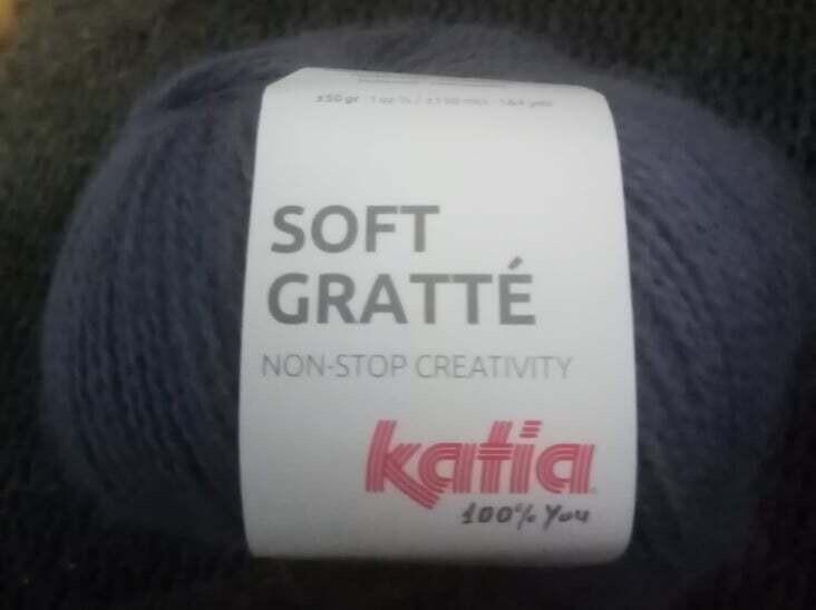 soft gratté katia 65
