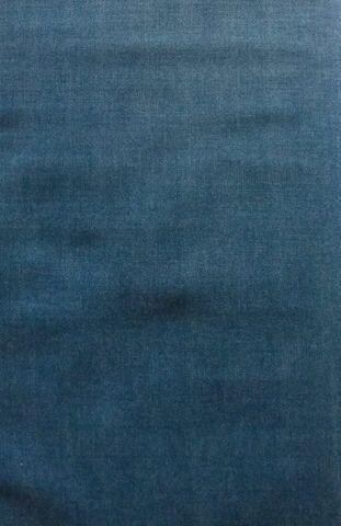 effen 74 = per 25 cm =blauw (licht bewerkt)