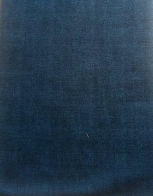 effen 75 = per 25 cm =donker blauw(licht bewerkt)