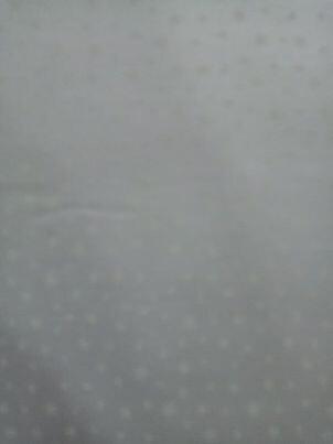 muslin mates 9 = wit op wit print