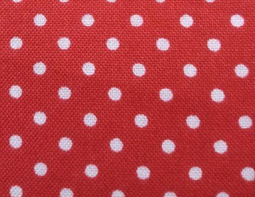 dots 4 = rood met witte stip