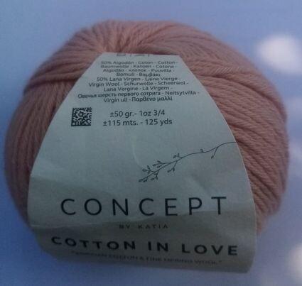 52 cotton in love concept katia