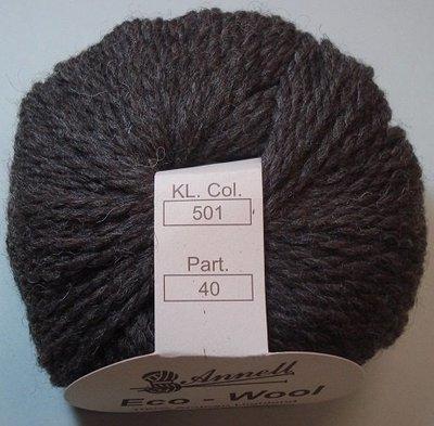 Eco-wool kleur 501