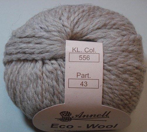 Eco-wool kleur 556