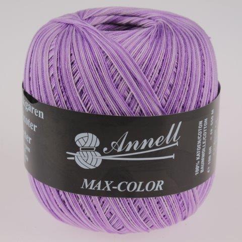 Annell Max color kleur 3481