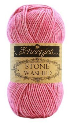 Stone washed kleur 836