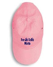 Border Collie Mom Ball Cap