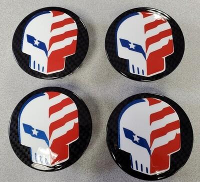 Corvette american jake center caps