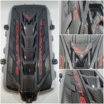 Corvette Engine cover
