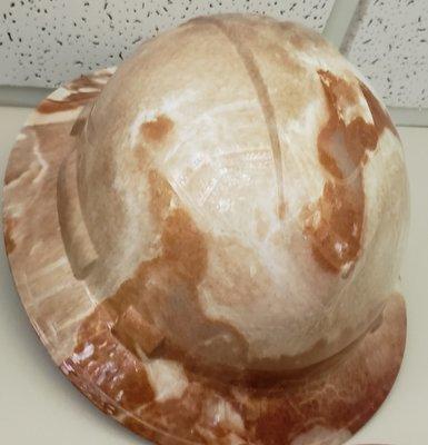 Full Brim Marble tan